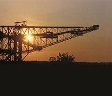 Landschaftsfoto mit der F60 beim Sonnenuntergang