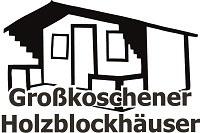 Großkoschener Holzblockhäuser Logo